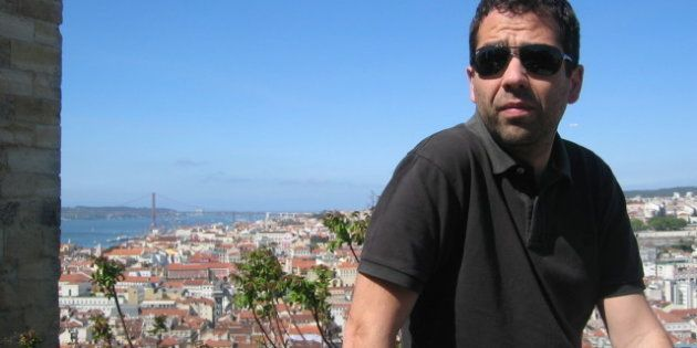 João Ricardo Pedro: De ingeniero en paro a escritor revelación en