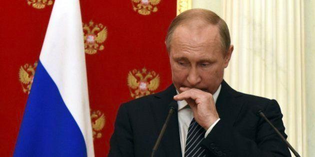 Putin acusa de terrorismo a Kiev y advierte de que es un juego