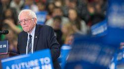 Gana Sanders, empatan Trump y