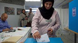 Miles de israelíes ceden su voto a palestinos como forma de protesta (FOTOS Y