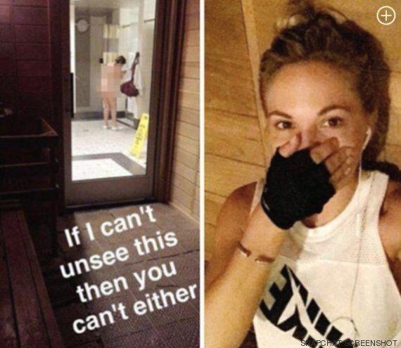 Una exmodelo de la revista 'Playboy' podría ir a la cárcel por compartir esta humillante