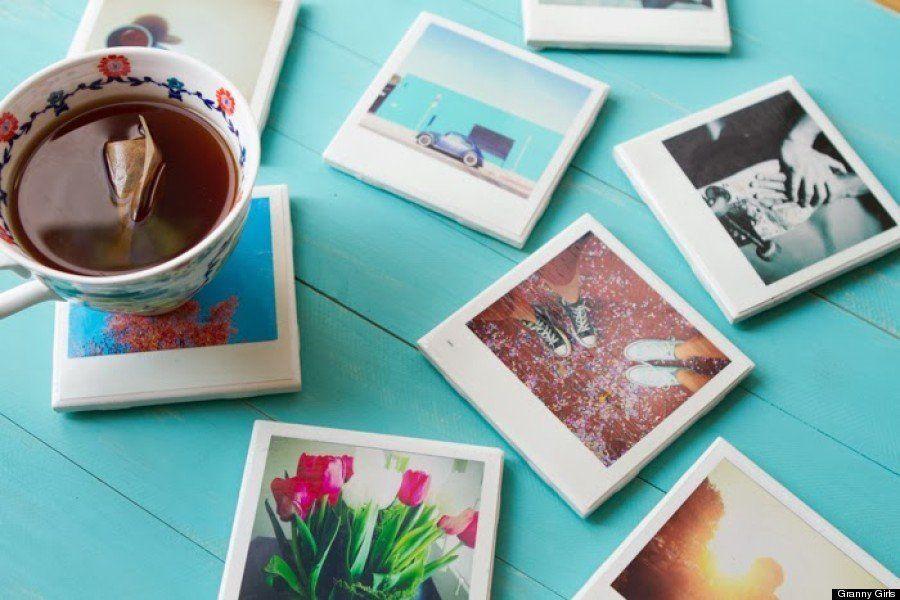 Decorar con fotografías: 13 ideas para lucir todas esas fotos que haces y no vuelves a