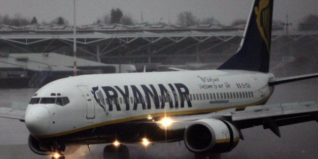Aterrizaje de emergencia de Ryanair procedente de Valencia en Génova por