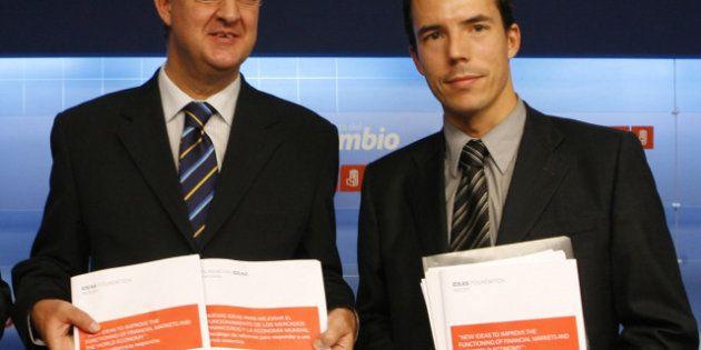 Caldera cesa al director de la Fundación Ideas y estudia acciones