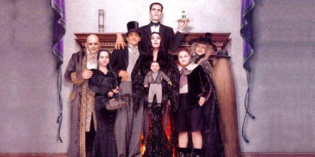 25 años de 'La Familia Addams': ¿qué ha sido de sus actores?