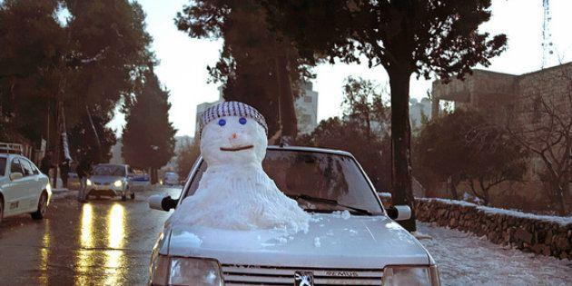 Nieve en