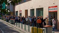 El paro alcanza los 5.965.400 desempleados, el 26,02%