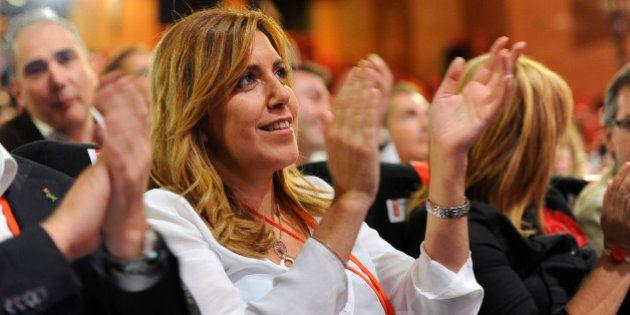 Susana Díaz cumple su primer año al frente de la Junta de