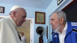 El papa jesuita y el revolucionario comunista hablan de medio