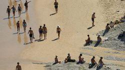Cinco provincias en alerta por altas temperaturas y rachas de