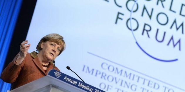 Angela Merkel, alarmada por el paro juvenil en España: