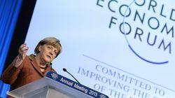 Merkel, alarmada por el paro juvenil en