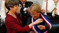 Bachelet ya es presidenta de Chile (otra