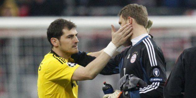 Iker Casillas vs. Manuel Neuer: El 'Ángel de Móstoles' contra el 'Gigante