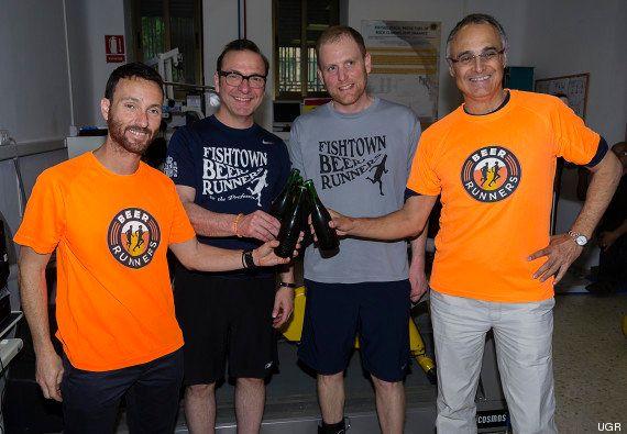 ¿Cañas después de correr?: así afecta la cerveza al organismo tras el