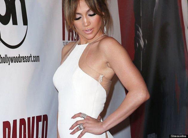Jennifer Lopez O Cómo Ir Desnuda Y Vestida A La Vez Fotos El