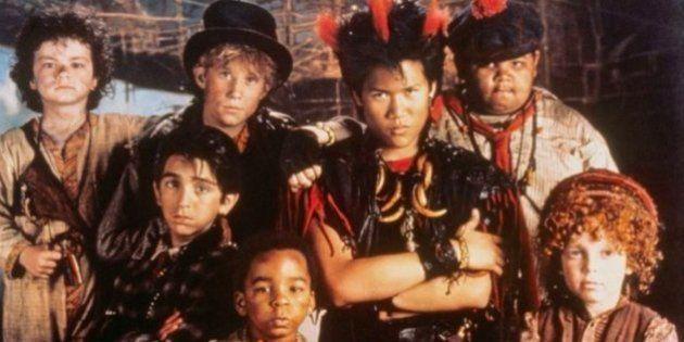 Los niños perdidos de 'Hook' se reencuentran 25 años ...
