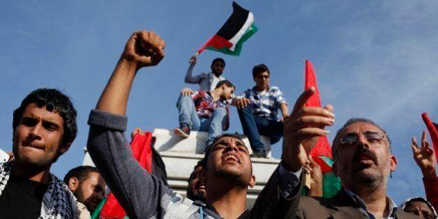 Hamás y Al-Fatah se reconcilian... e Israel bombardea la Franja de Gaza tras el