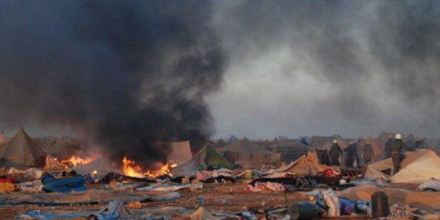 La izquierda europarlamentaria pide que Marruecos detenga el juicio militar a 24 saharauis