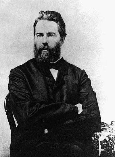 Herman Melville, marinero en