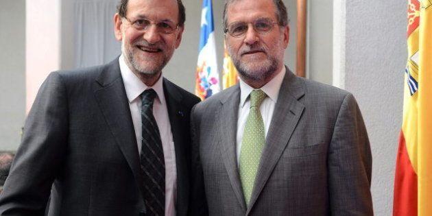 El doble chileno de Rajoy: El empresario Gastón Cruzat tiene un gran parecido con el presidente
