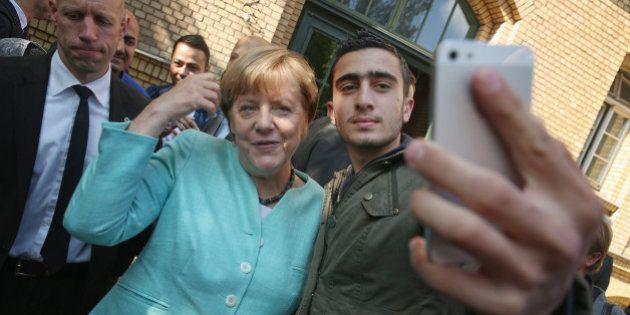 Merkel tiene un plan para olvidar su 'selfie' con los