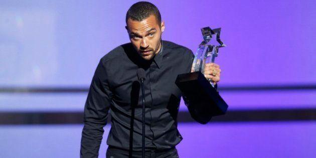El aplaudido discurso de Jesse Williams contra el racismo en los premios