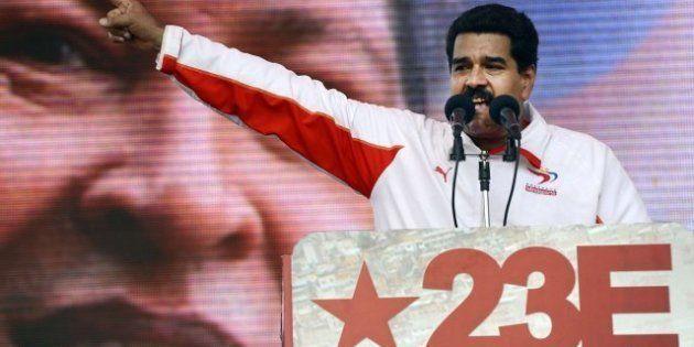 Nicolás Maduro asegura que Chávez