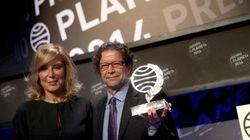 Premio Planeta 2014: el mexicano Jorge Zepeda, ganador; Pilar Eyre,