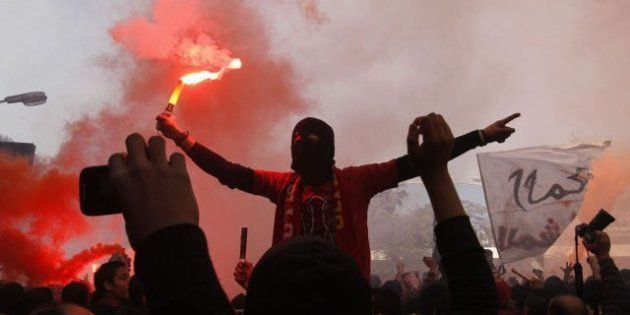 Condenados a muerte 21 acusados de la tragedia del estadio de fútbol de Port Said en