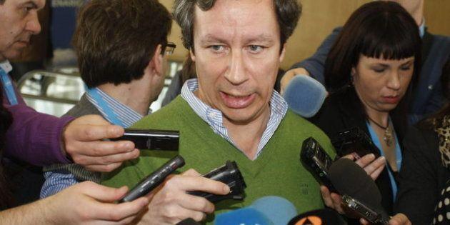 Carlos Floriano saca pecho: