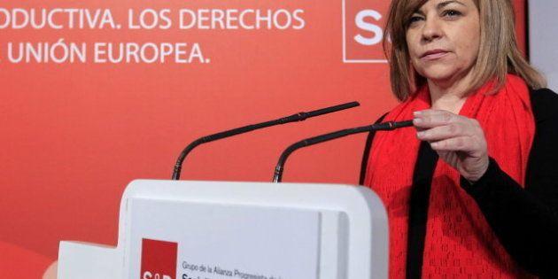 Elena Valenciano pide a las mujeres españolas declarar 'persona non grata' a