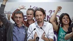 Podemos supera en 'afiliados' al PSM en Madrid y a ERC en