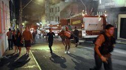 Cientos de muertos en el incendio de una discoteca en