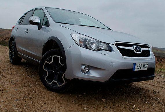 Una semana con el Subaru XV BiFuel, un crossover para