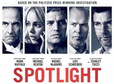'Spotlight': una lección