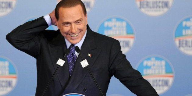 Berlusconi dice en un homenaje a las víctimas del Holocausto que Mussolini