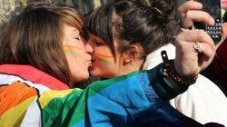 Decenas de miles en París por el matrimonio homosexual