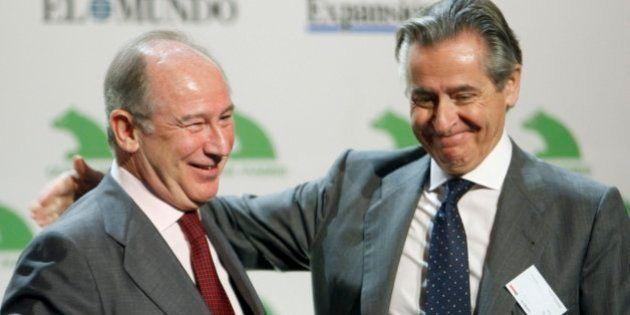 Tarjetas B de Caja Madrid: Rato, Blesa y Sánchez Barcoj declaran ante el juez Andreu por las tarjetas