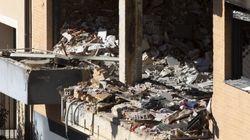 Investigan si la explosión en una casa de Tudela fue provocada por la