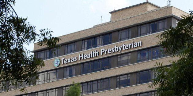 Ébola en EEUU: el hospital de Texas donde se han contagiaron dos sanitarias admite