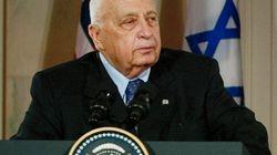 Ariel Sharon reacciona, siete años