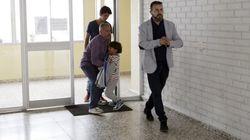 El refugiado sirio volverá a hacer la maleta, pero por
