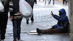 Los centros para 'sin techo' atendieron a 13.645 personas al día en