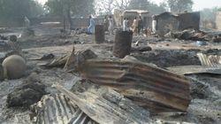 Yihadistas de Boko Haram queman a niños vivos en un ataque a una aldea en