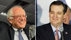 Sorpresas en los caucus de Iowa: Cruz gana a Trump; Sanders y Clinton