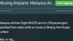 Así puedes ayudar a buscar el avión de Malaysia