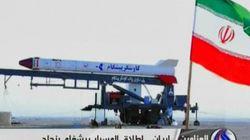 Irán dice que ha lanzado un mono al