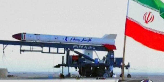 Irán afirma que ha lanzado un cohete al espacio con un mono a