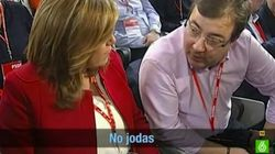 Susana Díaz, 'cazada' por 'El Intermedio'